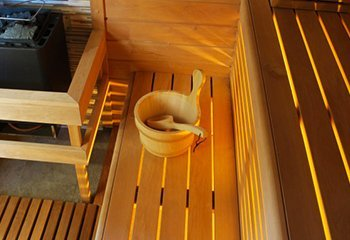Wellness area Sancelso Hotel