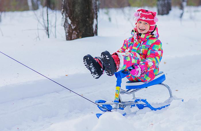 montagna attività per bambini